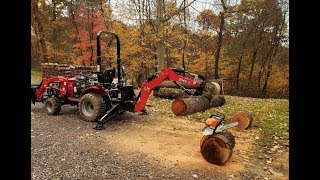 #274 Mechanical Thumb on Subcompact Tractor, Useful or Pointless?