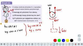 Eğitim Vadisi AYT Fizik 8.Föy Basit Makineler 3 (Çıkrık) Konu Anlatım Videoları