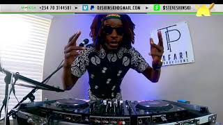 Dancehall , Reggae, Soca Dj Shinski Live Mix Overdose Friday Show