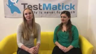 Интервью с QA Team Lead компании TestMatick Светланой