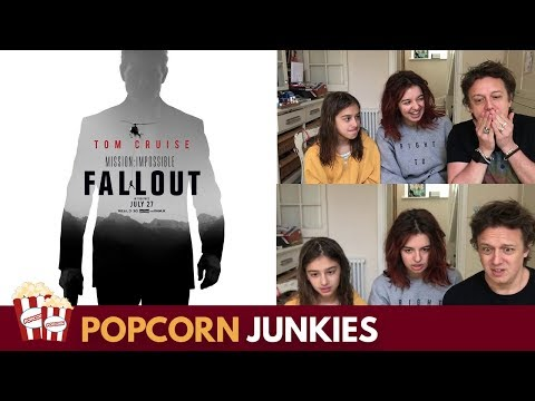 Mission: Impossible - Fallout - Official Trailer Family Reaction & Review