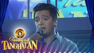 Tawag ng Tanghalan: Sales Loreto Jr. | Please Don't Ask Me