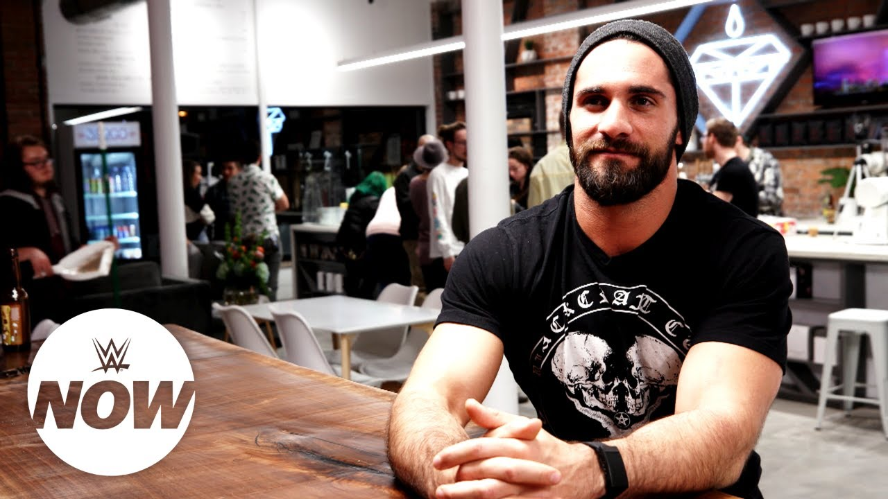Seth Rollins Announces He's Opening Another Coffee Shop In Iowa