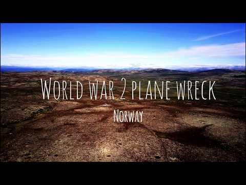 Download World war 2 Plane wreck / Norway / Mavic Pro HD Mp4 3GP Video and MP3