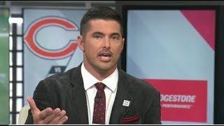 David Carr breaks down Raiders' success vs Bears' man coverage