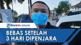 Inilah Kisah Asep, Bebas setelah 3 Hari Dipenjara karena Langgar Peraturan PPKM: Taati Aturan Saja