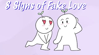 What is false love about