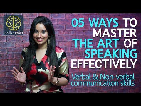 5 ways -  How to speak confidently? |  Improve Communication skills & Personality development