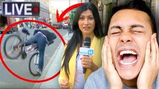 BIGGEST FAILS ON LIVE TV NEWS