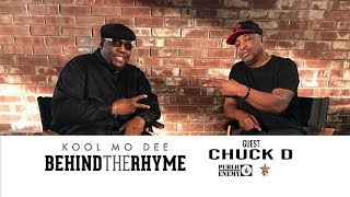 Behind The Rhyme: CHUCK D with host Kool Mo Dee