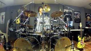 Van Halen - Hot For Teacher - Drum Cover by Josh Gallagher