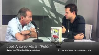 Periodista Digital entrevista a José Antonio Martín