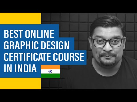 best online graphic design courses with certificates in India - YouTube