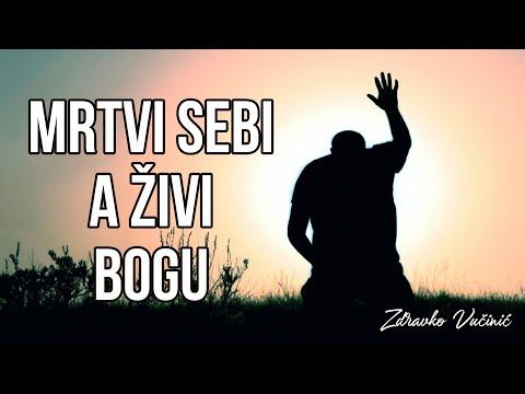 Zdravko Vučinić: Mrtvi sebi a živi Bogu