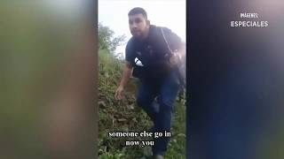 Mexican Drug cartels clash w/ English Subtitles