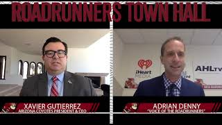 [TUC] Interview with Coyotes CEO Xavier Gutierrez
