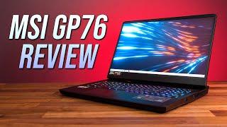 MSI GP76 Gaming Laptop Review - A Cheaper GE76?