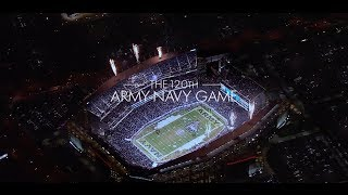 The 120th Army-Navy Game Tease