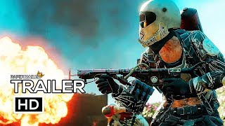 FAR CRY NEW DAWN Official Trailer (2019) PS4, Xbox One Game HD