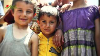 FC UNITY is proud to support the work of Syria Relief