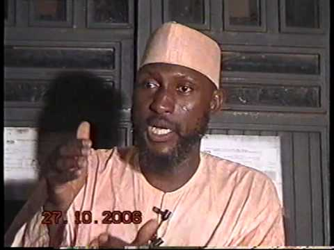 Sheikh Awwal Albany Zaria (Lokaci 4)