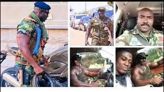 Meet Africa's strongest Military officer from Ghana Kwaku Raymond #GHANANEWSTV
