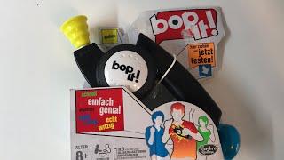 BOP IT  Partyspiel Deutsch Hasbro spiel