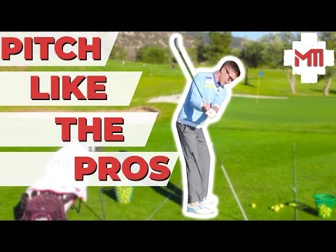"""Golf Pitching Lesson"" Better Contact and Distance Control"