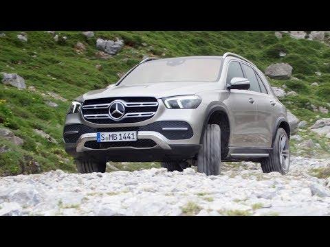Mercedesbenz Gle Class SUV Кроссовер класса J - рекламное видео 3