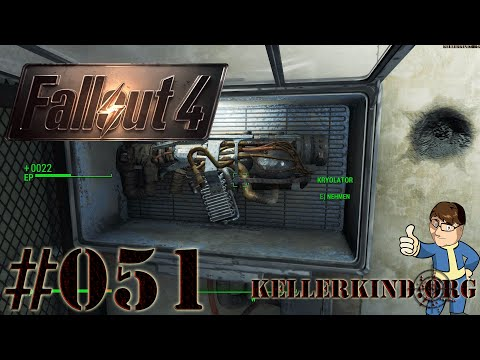 Fallout 4 [HD 60FPS] #051 - Der Kryolator ★ Let's Play Fallout 4