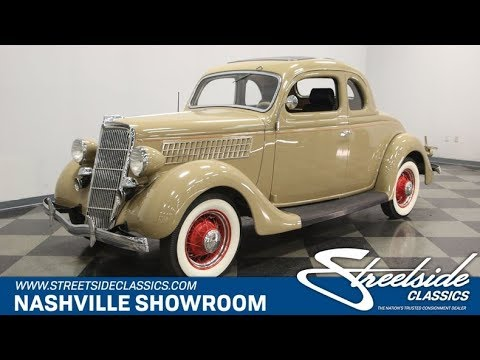 Video of '35 5-Window Coupe - PKCF