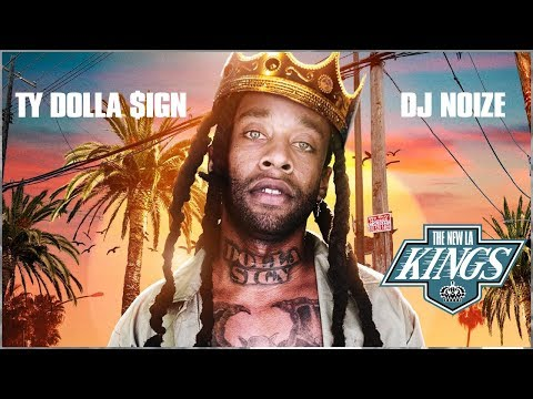 DJ Noize – The New LA Kings (Hosted by Ty Dolla Sign) | R&B Hip Hop Rap Mixtape | 2017 Mix