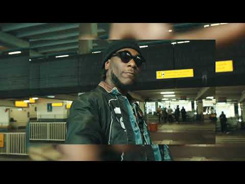 BURNA BOY ARIVES IN LONDON FOR SHOW 7TH OCTOBER - 02 BRIXTON ACADEMY