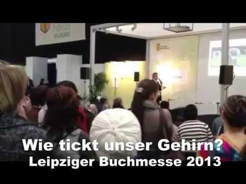 Vortrag mit Stephan Ehlers auf der Leipziger Buchmesse