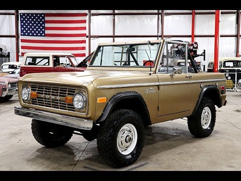 Video of '74 Bronco - PW7O