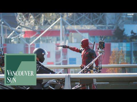 B.C. film industry examines its environmental footprint   Vancouver Sun