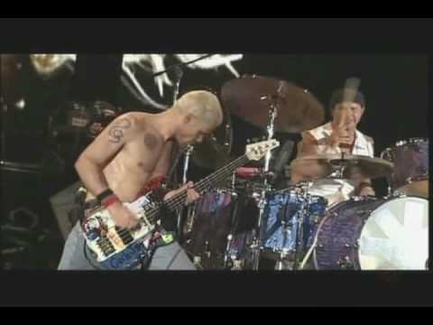 10 Red Hot Chili Peppers - Parallel Universe (Japan 2004)