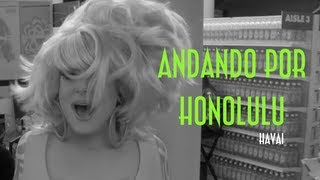preview picture of video 'Andando por Honolulu (Havai/EUA) - EMVB - Emerson Martins Video Blog 2012'