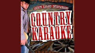 No Rush (In the Style of Josh Turner) (Karaoke Version)