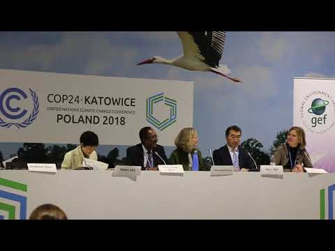 COP24: GEF & GCA Adaptation Panel