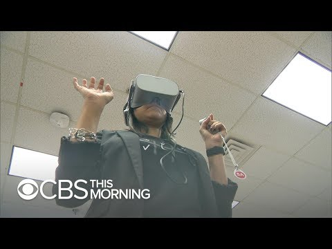 Virtual reality training immerses employees in dangerous scenarios ...