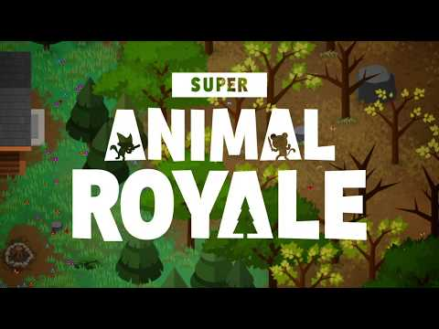 Super Animal Royale - Battle Royale with a Twist as a Cutsie Critter