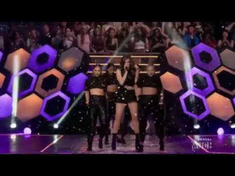 Hailee Steinfeld Performs with Shawn Hook at MuchMusic Video Awards 2016