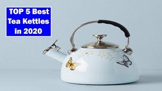 TOP 5: Best Tea Kettles in 2020 🛒 Amazon