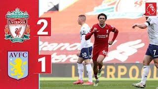 Liverpool 2-1 Aston Villa Pekan 31