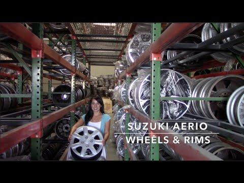 Factory Original Suzuki Aerio Rims & OEM Suzuki Aerio Wheels – OriginalWheel.com