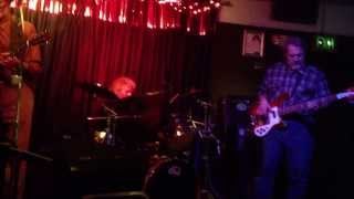 Daddy Treetops live 9Nov2013 at Salmon Bay Eagles, Ballard, Seattle USA