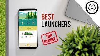 Top 10 Android Launchers you've NEVER tried.