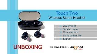 two touch wireless earbuds - मुफ्त ऑनलाइन