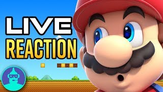 SMASH FOR SWITCH CONFIRMED!!! - Nintendo Direct Live REACTIONS   The Leaderboard